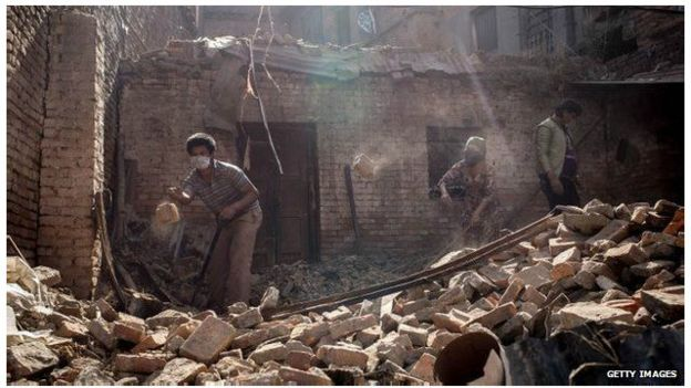 """Nepal disaster: """"There is no longer possible survivors"""""""
