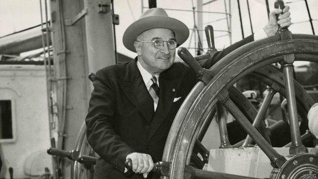 Presidente Harry Truman