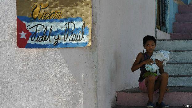 Santiago de Cuba tras el paso de Sandy en 2012