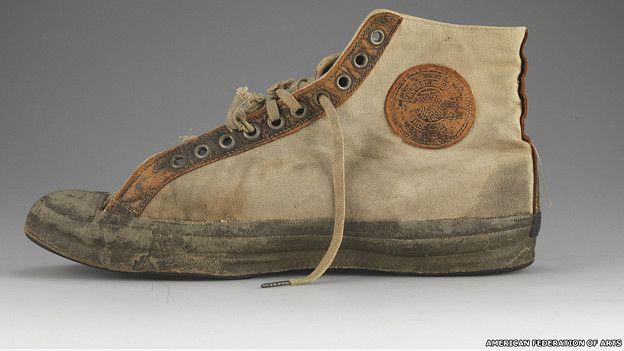Converse Rubber Shoe Company. All Star