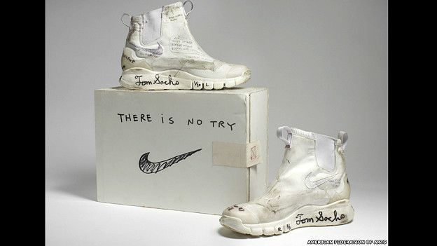Nike x Tom Sachs.