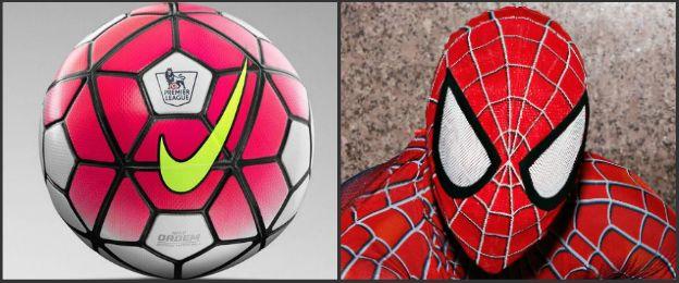 Nike Ordem 3 y el hombre araña