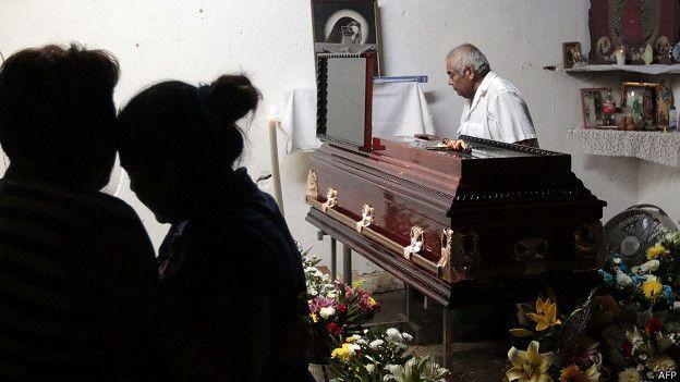Velatorio Miguel Ángel Jiménez Blanco
