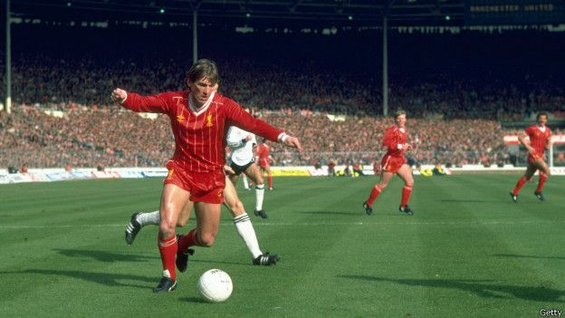 Kenny Daglish, Liverpool