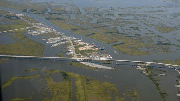Leeville puente