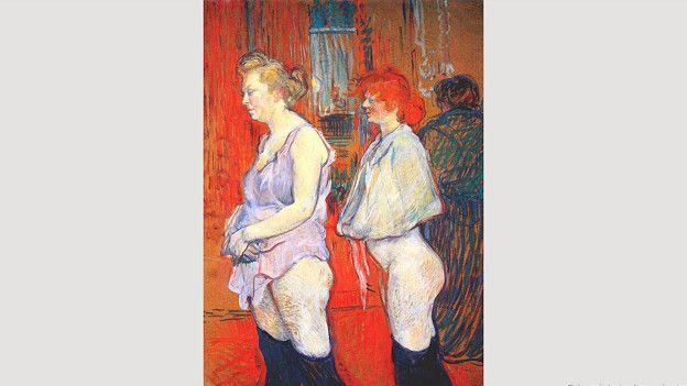 Секс на полотнах художников фото 687-949