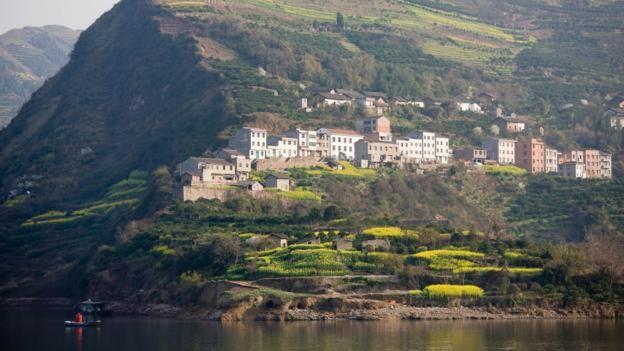 Residencias en las montañas