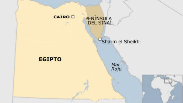 Avin ruso con ms de 200 pasajeros se estrella en Egipto sin