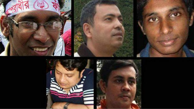 bangladesh blogger murder