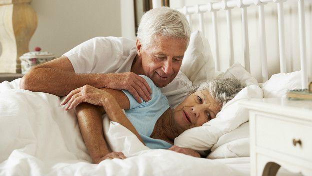 Сексуальная жизнь пожилых женщин