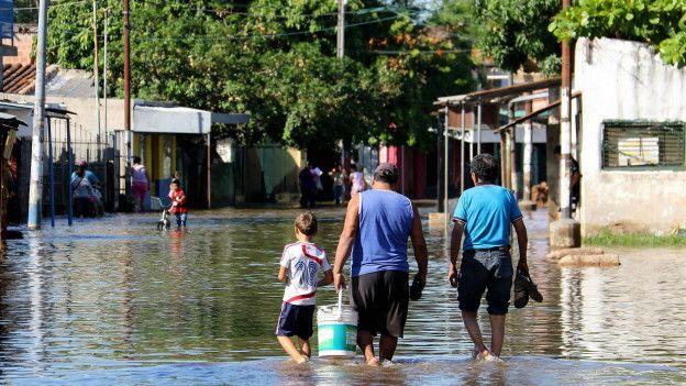 Inundaciones de El Nili