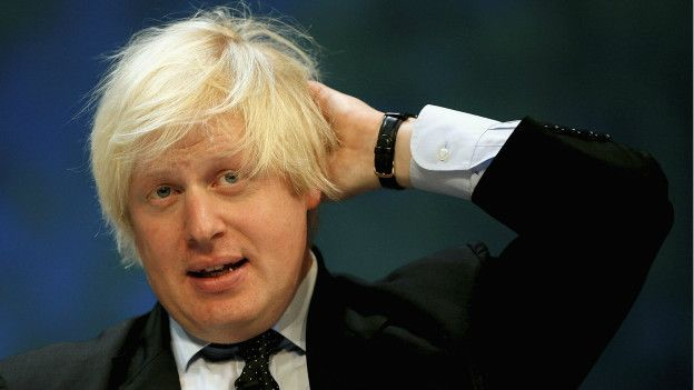 This is Sparta: глава МИД Великобритании Борис Джонсон сравнил Россию с древним государством