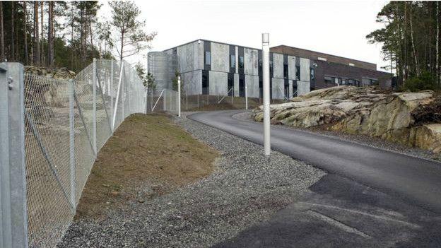 La cárcel noruega de Halden