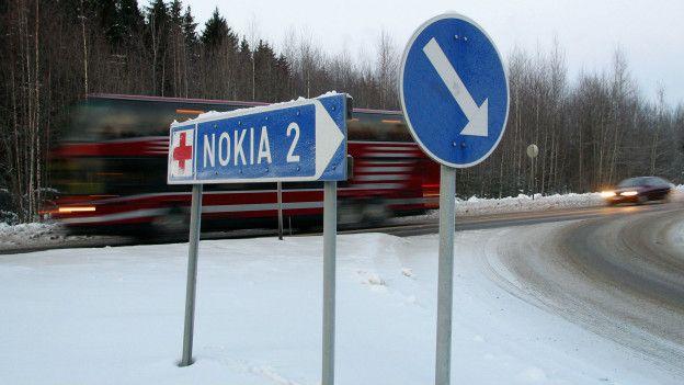 Carretera a Nokia