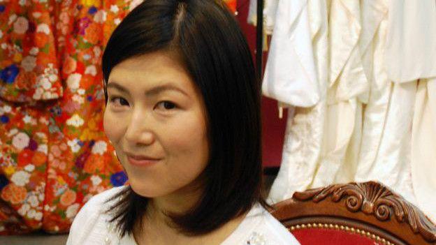 Cô dâu Nhật Bản