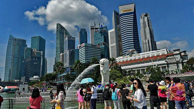 Сингапур не случайно занимает высокие места в перечнях самых лучших городов - как для работы, так и для жизни вообще