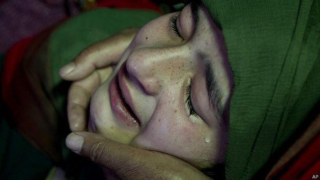 कश्मीरी महिला