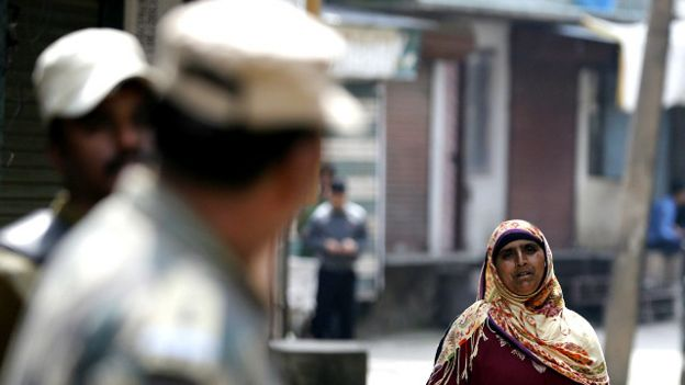 कश्मीर पुलिस
