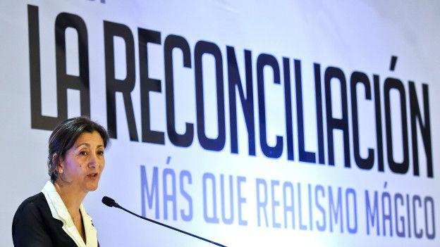Ingrid Betancourt participó el 5 de mayo en el foro
