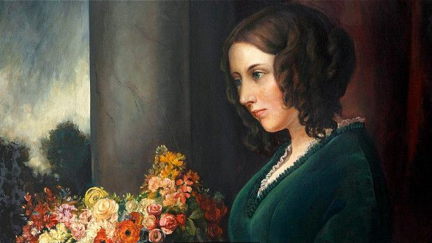 Фрагмент портрета Кэтрин, написанного Дэниелом Маклисом в 1847 году