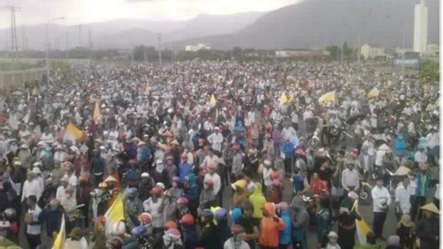 Kết quả hình ảnh cho biểu tình formosa ngày 2.10