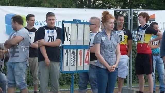 Результат победителя составил более 101 метра