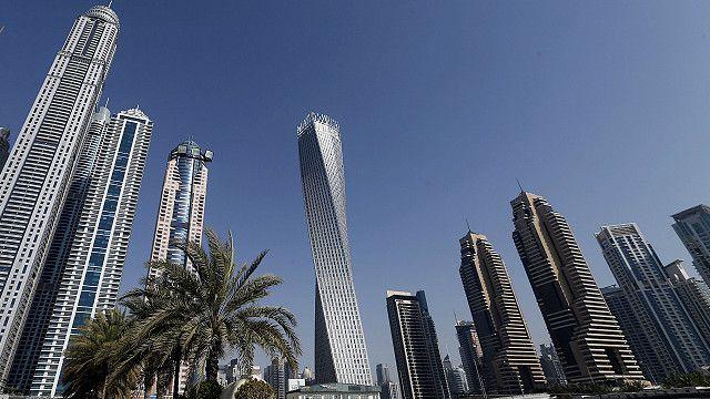el edificio mas alto de dubai