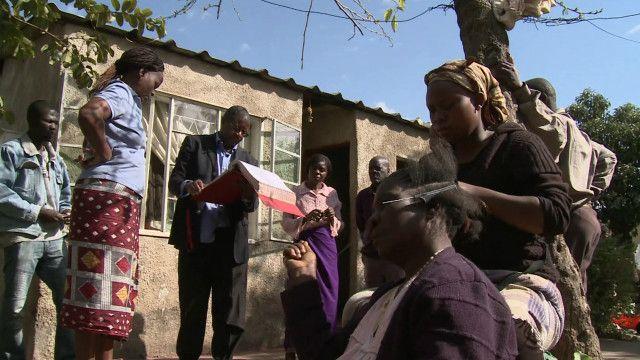 Masu zabe a Zimbabwe
