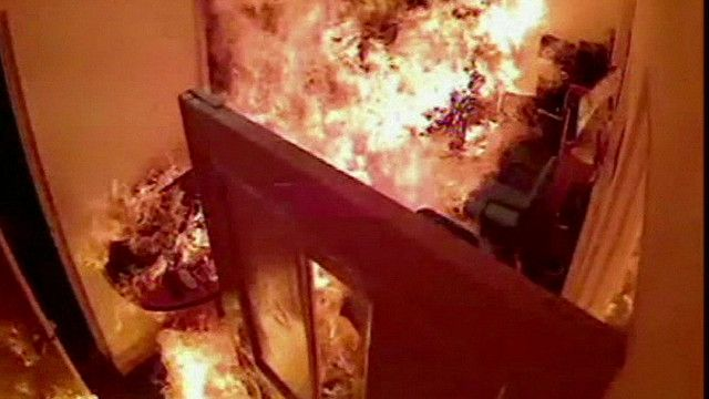 Поджог телекомпании на Мальдивах