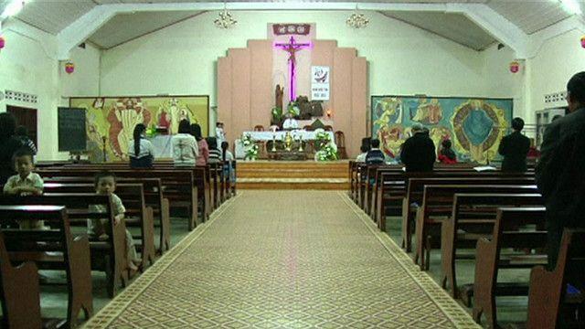 Nhà thờ Thiên chúa giáo ở Tây Nguyên