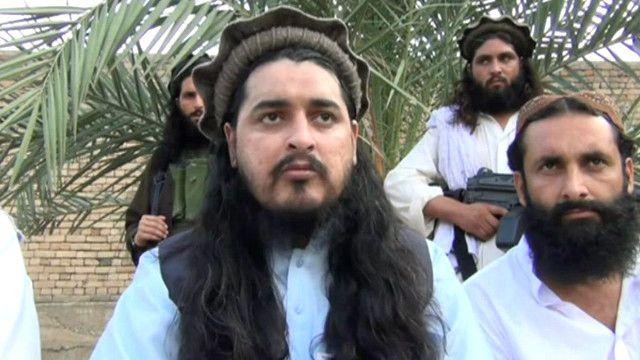 حكيم الله محسود زعيم طالبان باكستان