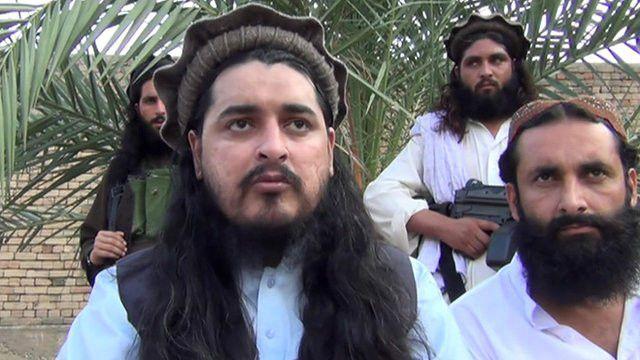 تحریک پاکستان طالبان کے سربراہ حکیم اللہ محسود