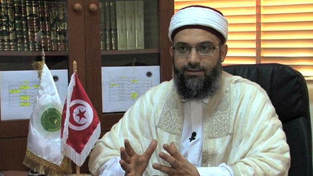 الشيخ فريد الجابي رئيس جمعية دار الحديث الزيتونية