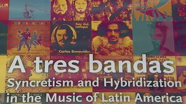 Exposicion A Tres Bandas