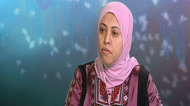 نادية السقاف عضو هيئة الرئاسة في مؤتمر الحوار الوطني في اليمن