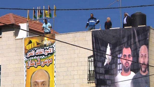 ترقب الشارع الفلسطيني في الإفراج عن 26 سجينا في إسرائيل
