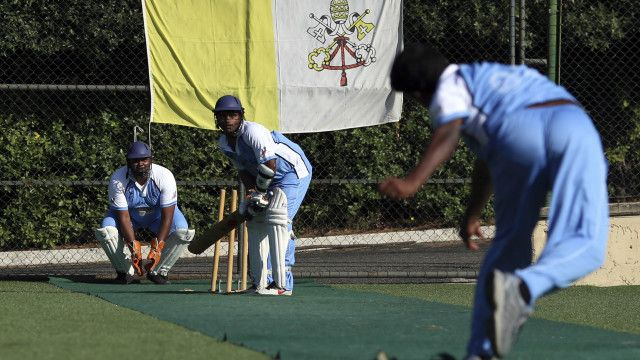 वेटिकन में क्रिकेट