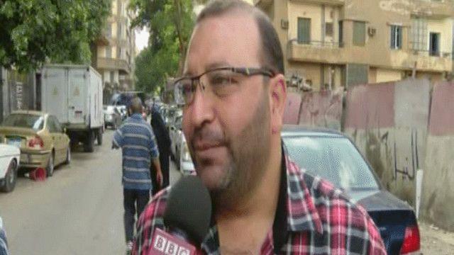 مواطن مصري من القاهرة