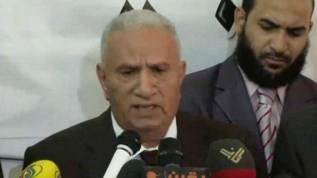 محمد الدماطي عضو هيئة الدفاع عن الرئيس المصري المعزول محمد مرسي