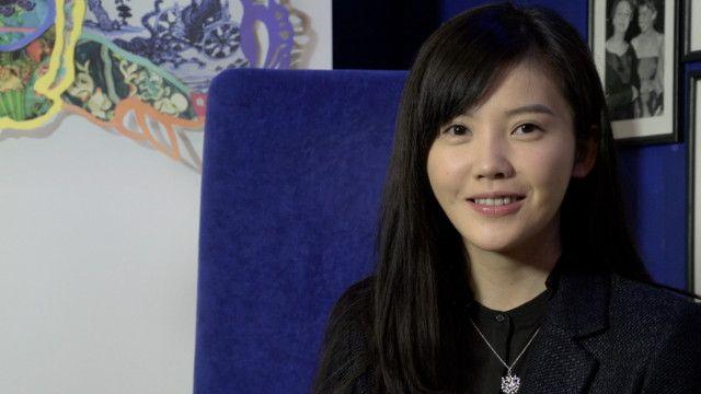 《致青春》女主角楊子珊