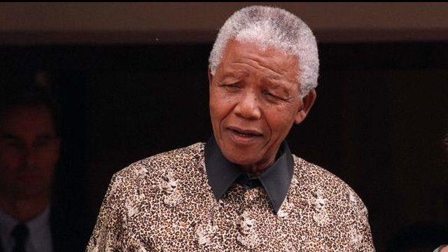 Nelson Mandela yitabye Imana