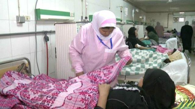 مستشفي مصري