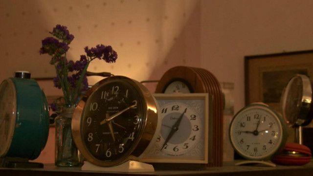 咖啡厅的闹钟