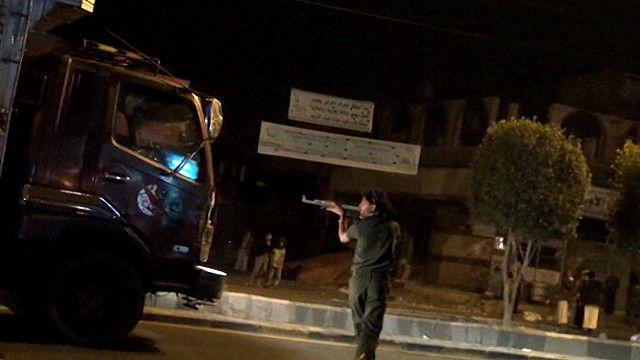 هجوم على سجن صنعاء المركزي