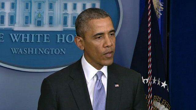 Барак Обама, президент США