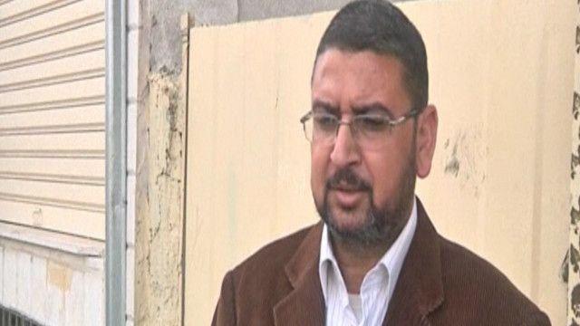 سامي ابو زهري المتحدث باسم حماس