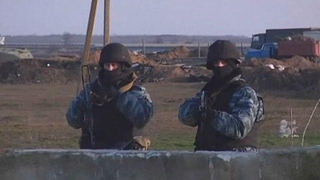 беркут-сепаратист