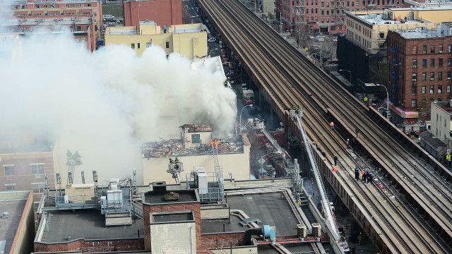 Explosión en Harlem