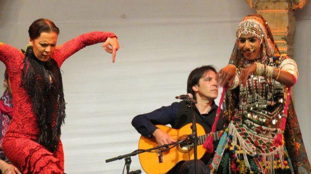 फ़्लेमेंको-जिप्सी महोत्सव