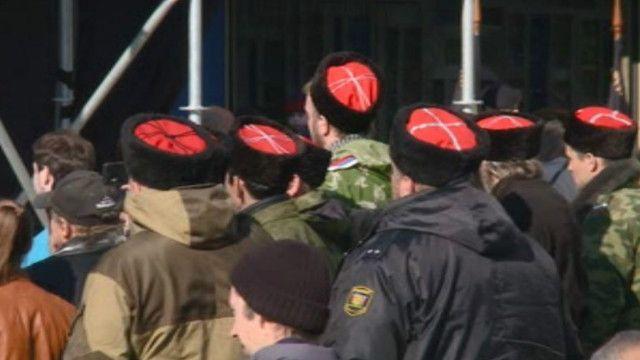 В преддверии референдума в Крыму